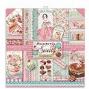 Stamperia - 12 x 12 Inch Paper Pack - Sweety